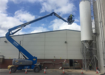 Industrial Silo Services 1